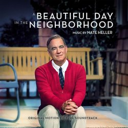 A Beautiful Day in the Neighborhood Soundtrack (Various Artists) - CD cover