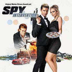 Spy Intervention Soundtrack (Roger Suen) - CD cover