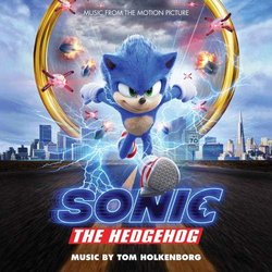 Sonic the Hedgehog Bande Originale (Tom Holkenborg) - Pochettes de CD