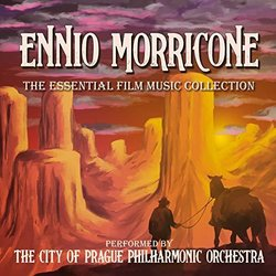 Ennio Morricone: The Essential Film Music Collection Soundtrack (Ennio Morricone) - CD cover
