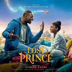 The Lost Prince Soundtrack (Howard Shore) - CD-Cover