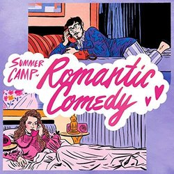 Romantic Comedy Soundtrack (Summer Camp) - CD cover