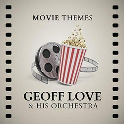 Movie Themes - Geoff Love & His Orchestra Soundtrack (Various Artists) - CD-Cover