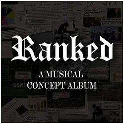 Ranked, a Musical Concept Album Soundtrack (David Taylor Gomes) - CD cover
