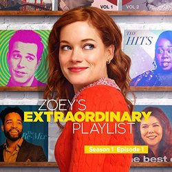 Zoey's Extraordinary Playlist: Season 1, Episode 1 Soundtrack (Various Artists) - CD cover