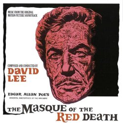 The Masque of the Red Death Soundtrack (David Lee) - Carátula