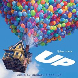 Up Soundtrack (Michael Giacchino) - CD-Cover