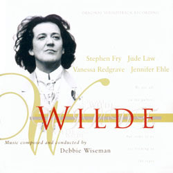 Wilde Soundtrack (Debbie Wiseman) - CD cover