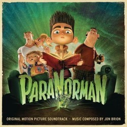 ParaNorman Soundtrack (Jon Brion) - CD cover
