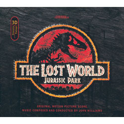 The Lost World: Jurassic Park Soundtrack (John Williams) - Carátula