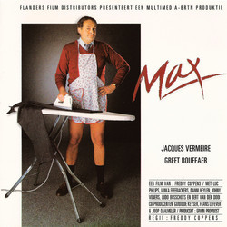 Max Soundtrack (Henny Vrienten) - CD cover