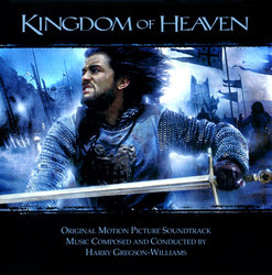 Kingdom of Heaven Soundtrack (Harry Gregson-Williams) - CD cover