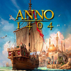 Anno 1404 Soundtrack (Dynamedion ) - CD cover
