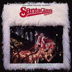Santa Claus: The Movie Trilha sonora (Henry Mancini) - capa de CD