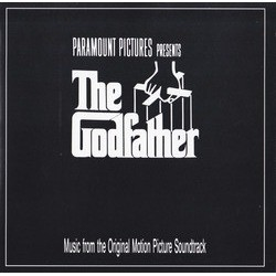 The Godfather Soundtrack (Nino Rota) - CD cover