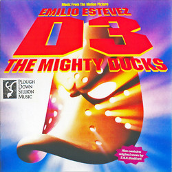 D3: The Mighty Ducks Soundtrack (J.A.C. Redford) - CD-Cover