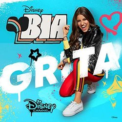 Bia - Grita Soundtrack (Various Artists) - CD cover