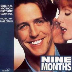 Nine Months Soundtrack (Hans Zimmer) - CD cover