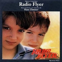 Radio Flyer Soundtrack  (Hans Zimmer) - CD cover