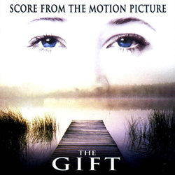 The Gift Soundtrack (Christopher Young) - Carátula
