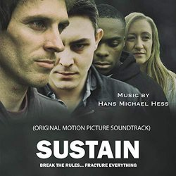 Sustain Soundtrack (Hans Michael Anselmo Hess) - CD cover