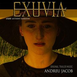 Exuvia: Trailer Soundtrack (Andreu Jacob) - CD cover