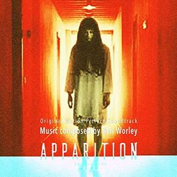 Apparition Soundtrack (Ben Worley) - CD cover