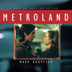 Metroland Soundtrack (Various Artists, Mark Knopfler) - CD cover