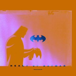 Heart of Batman Soundtrack (Various Artists) - CD cover