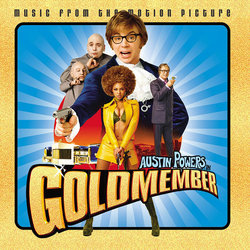Austin Powers in Goldmember Soundtrack (Various Artists, George S. Clinton) - CD cover