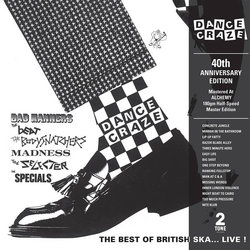 Dance Craze Bande Originale (Various Artists) - Pochettes de CD