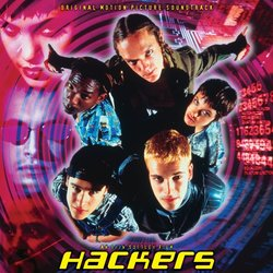 Hackers Soundtrack (Various Artists, Simon Boswell, Guy Pratt) - Carátula