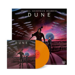 Dune Soundtrack (Brian Eno,  Toto) - cd-inlay