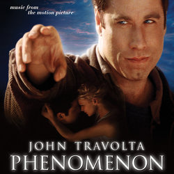 Phenomenon Soundtrack (Various Artists, Thomas Newman) - CD cover