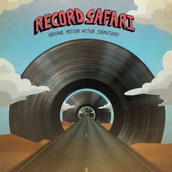 Record Safari Soundtrack (Various Artists) - CD cover
