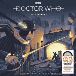 Doctor Who: The Massacre Soundtrack (Various Artists) - Carátula