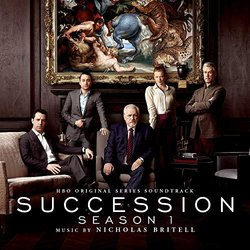 Succession: Season 1 Bande Originale (Nicholas Britell) - Pochettes de CD