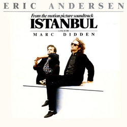 Istanbul Soundtrack (Eric Andersen) - CD cover