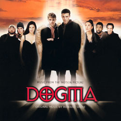 Dogma Soundtrack (Howard Shore) - CD cover