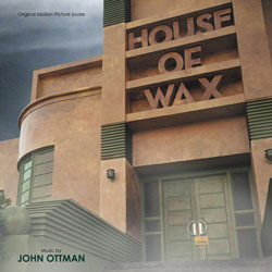House of Wax Soundtrack (John Ottman) - CD cover