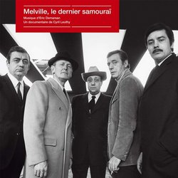 Melville, le dernier samouraï Soundtrack (Éric Demarsan) - CD cover