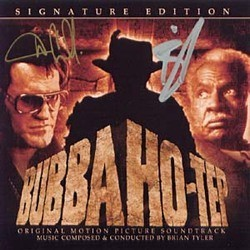 Bubba Ho-Tep Soundtrack (Brian Tyler) - CD cover