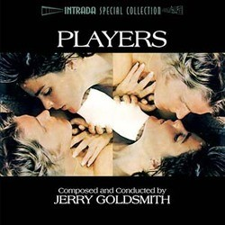 Players Soundtrack (Jerry Goldsmith) - CD cover