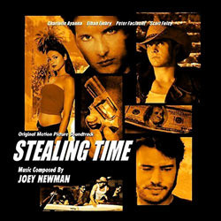 Stealing Time Soundtrack (Joey Newman) - Carátula
