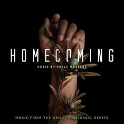 Homecoming Soundtrack (Emile Mosseri) - CD cover