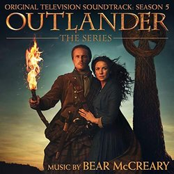 Outlander: Season 5 Soundtrack (Bear McCreary) - CD cover