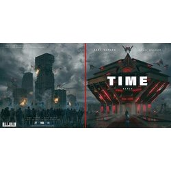 Time Colonna sonora (Alan Walker, Hans Zimmer) - cd-inlay
