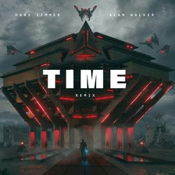 Time Colonna sonora (Alan Walker, Hans Zimmer) - Copertina del CD
