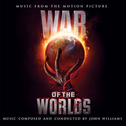 War of the Worlds Ścieżka dźwiękowa (John Williams) - Okładka CD