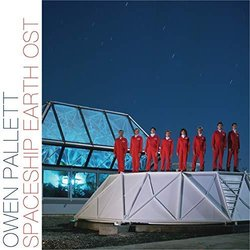 Spaceship Earth Soundtrack (Owen Pallett) - CD cover